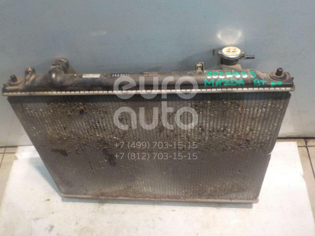 Радиатор основной для Mazda,Ford BT-50 2006-2012;B-серия (UN) 1999-2006;Ranger 1998-2006 - Фото №1