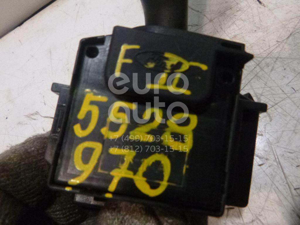 Переключатель стеклоочистителей для Ford Focus II 2005-2008;C-MAX 2003-2011;Focus II 2008-2011 - Фото №1