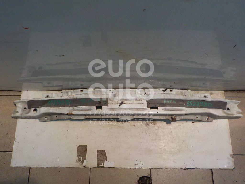 Усилитель переднего бампера для Opel Astra G 1998-2005 - Фото №1