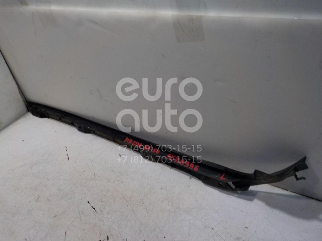 Молдинг лобового стекла для Mazda BT-50 2006-2012 - Фото №1