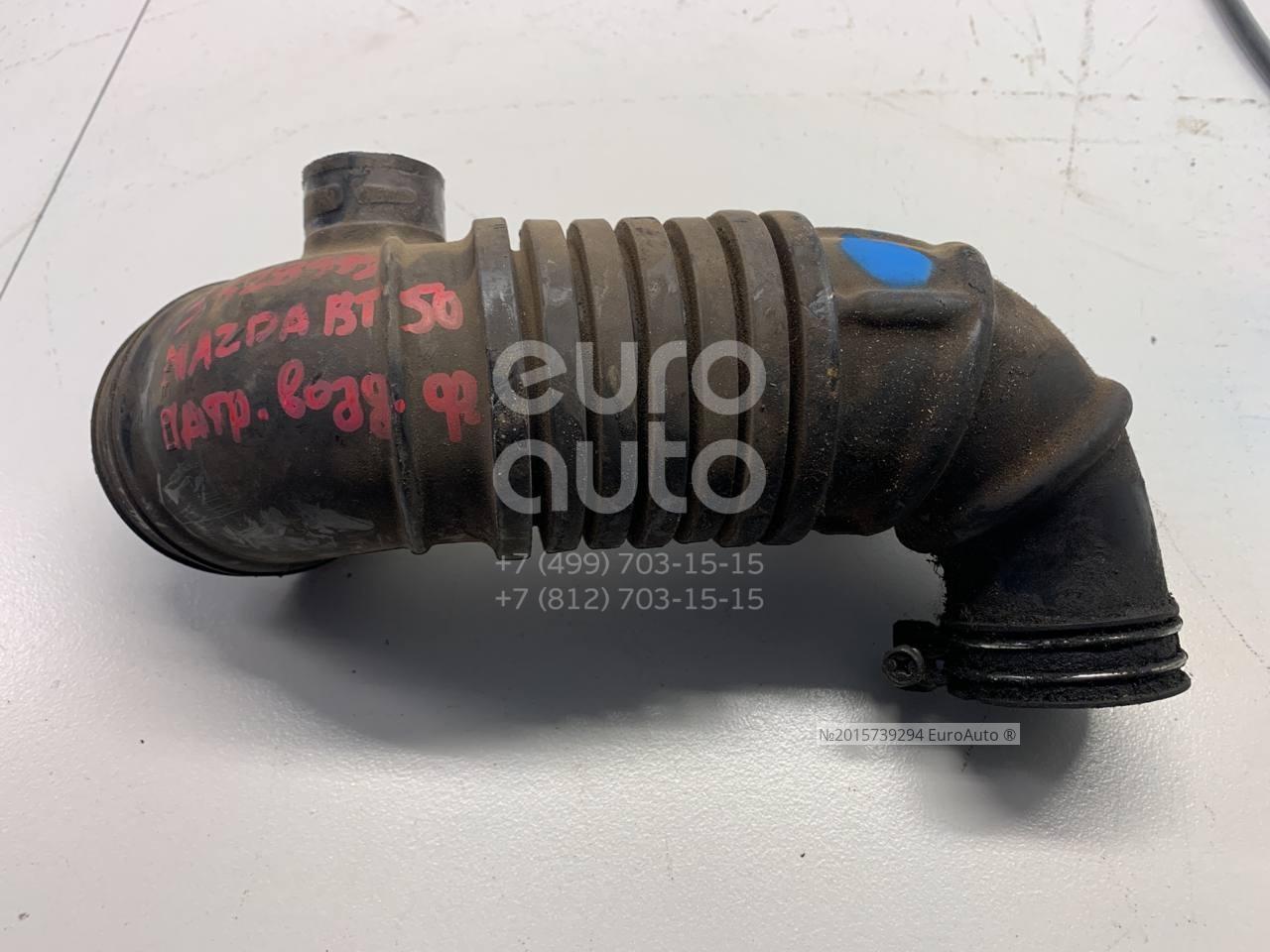 Патрубок воздушного фильтра для Mazda,Ford BT-50 2006-2012;Ranger 2006-2012 - Фото №1