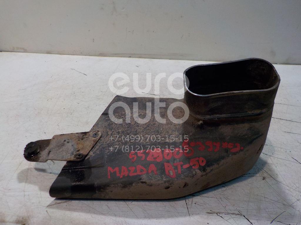 Воздухозаборник (наружный) для Mazda BT-50 2006-2012 - Фото №1