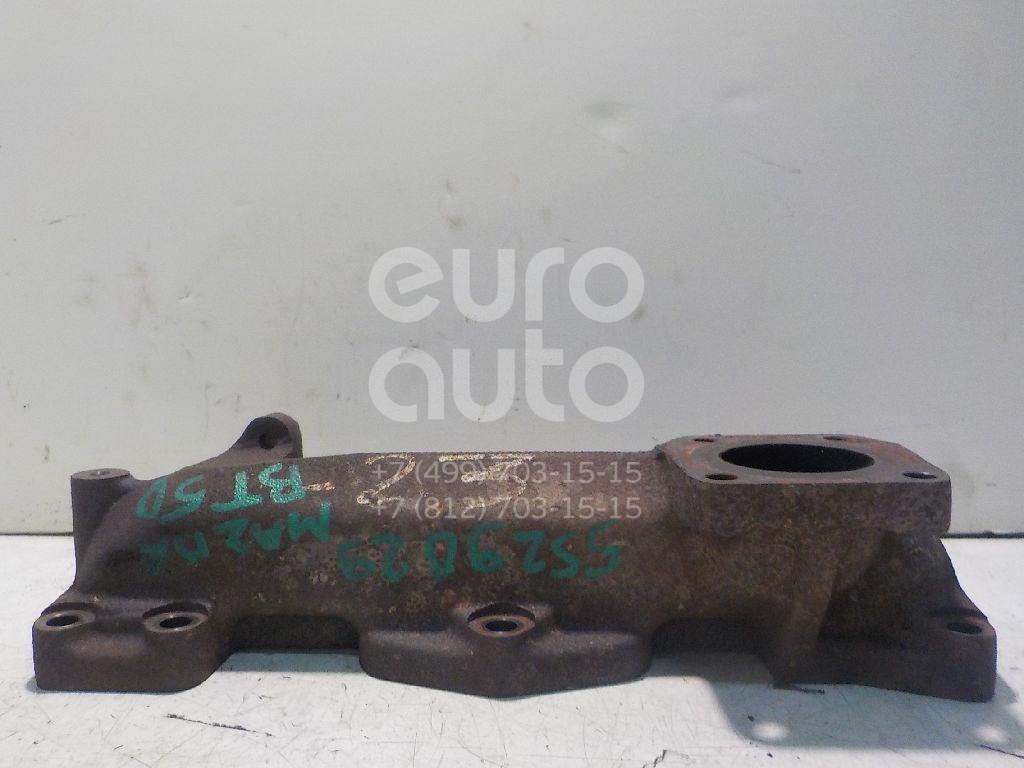 Коллектор выпускной для Ford BT-50 2006-2012;Ranger 2006-2012 - Фото №1
