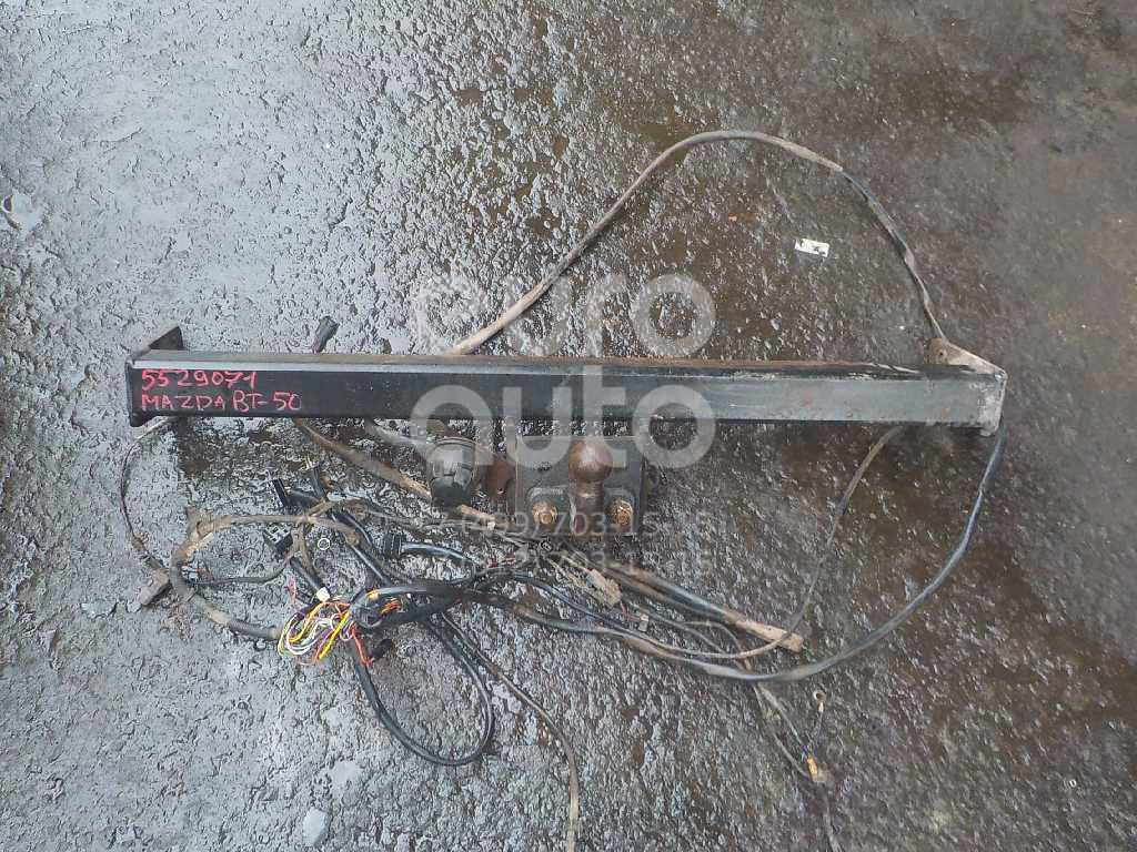Сцепное устройство (Фаркоп) для Mazda BT-50 2006-2012 - Фото №1