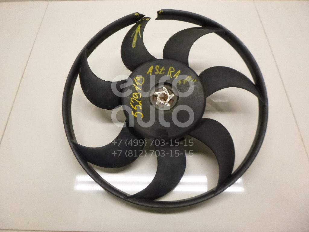 Вентилятор радиатора для Opel Astra F 1991-1998 - Фото №1