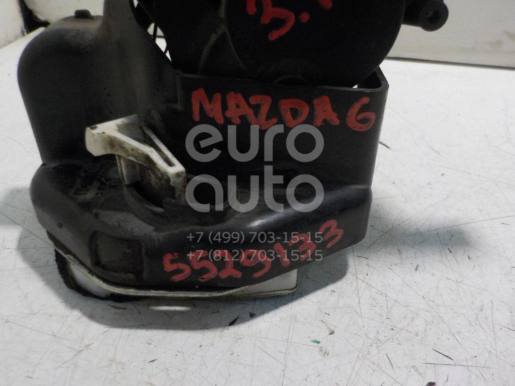 Замок двери задней правой для Mazda Mazda 6 (GG) 2002-2007 - Фото №1