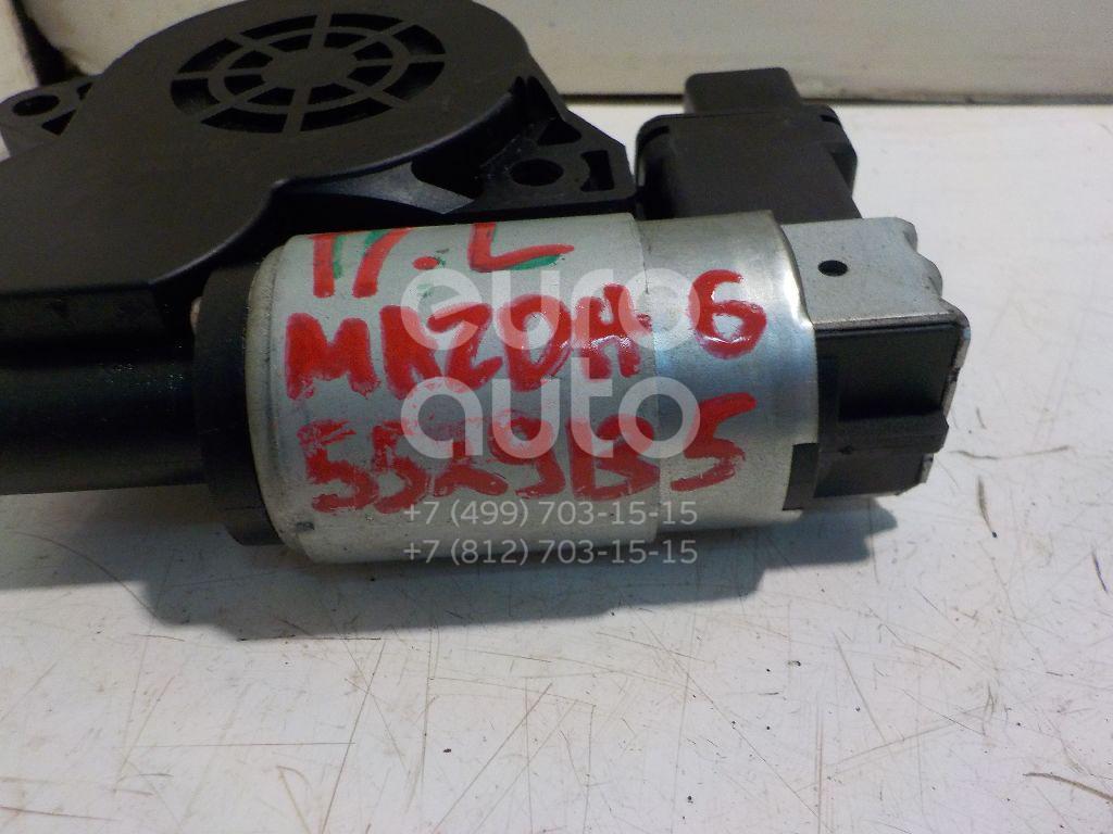Моторчик стеклоподъемника для Mazda Mazda 6 (GG) 2002-2007;Mazda 5 (CR) 2005-2010;Mazda 3 (BK) 2002-2009;CX 7 2007-2012;RX-8 2003-2012;CX 9 2007-2016 - Фото №1