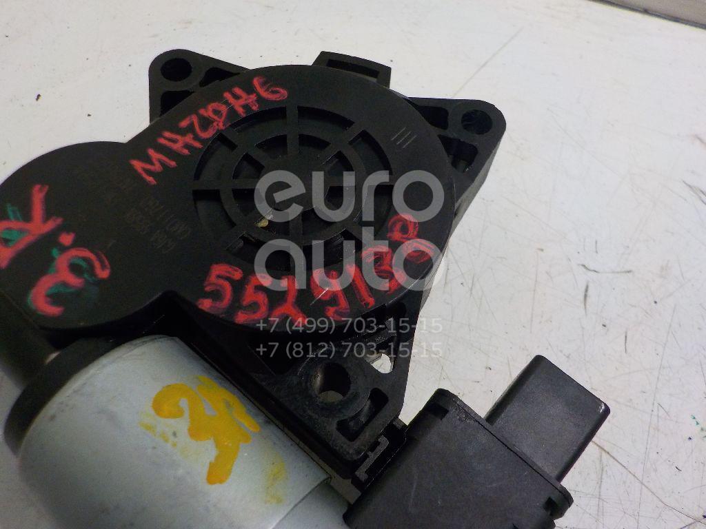 Моторчик стеклоподъемника для Mazda Mazda 6 (GG) 2002-2007;Mazda 5 (CR) 2005-2010;Mazda 3 (BK) 2002-2009;Mazda 2 (DY) 2003-2006;CX 7 2007-2012;RX-8 2003-2012;CX 9 2007-2016 - Фото №1