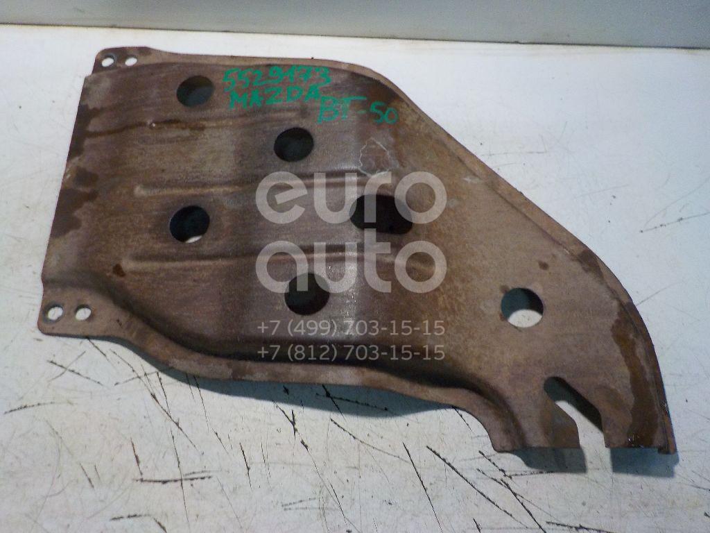 Защита картера для Mazda BT-50 2006-2012 - Фото №1