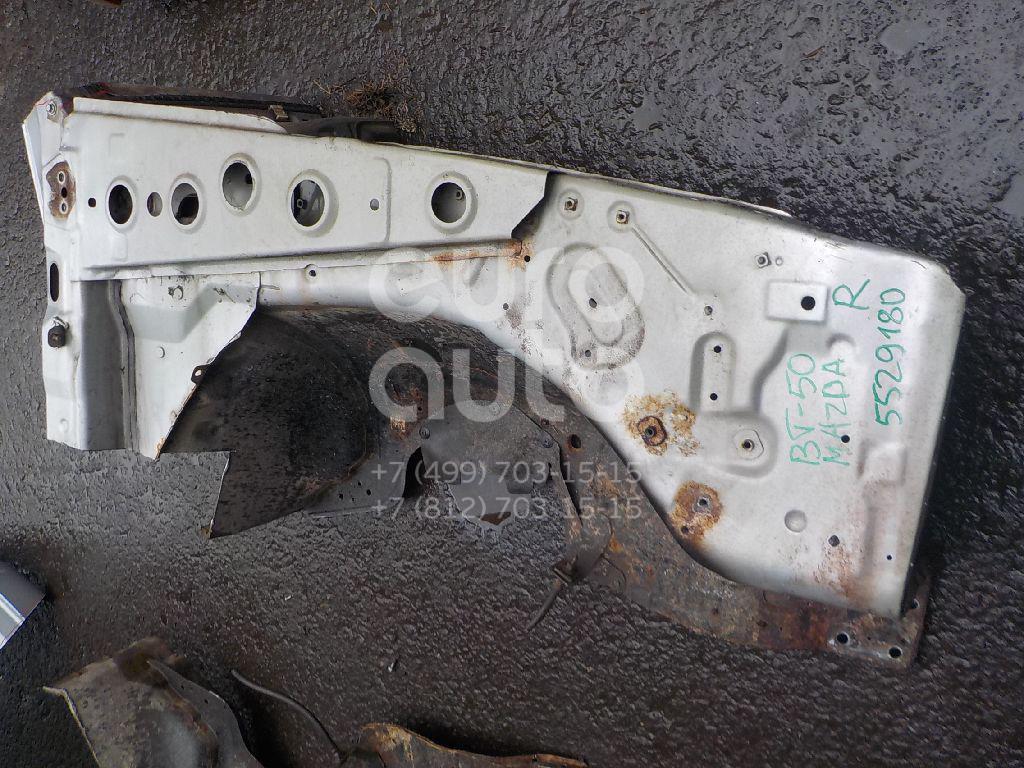 Лонжерон передний правый для Mazda BT-50 2006-2012 - Фото №1