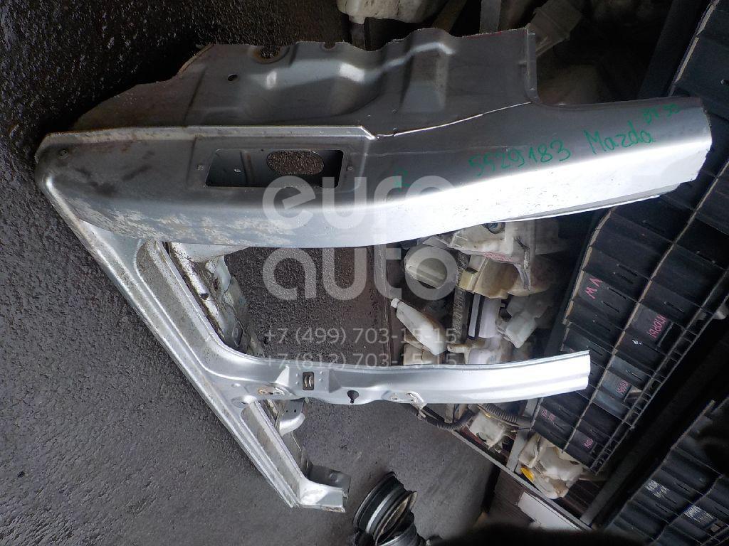 Порог со стойкой правый для Mazda BT-50 2006-2012 - Фото №1