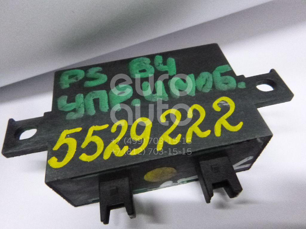 Блок электронный для VW,Seat Passat [B4] 1994-1996;Cordoba 1993-1996;Ibiza II 1993-1996;Toledo I 1991-1999;Corrado 1988-1995;Golf III/Vento 1991-1997;LT I >1996;Polo 1994-1999;Transporter T4 1991-1996;Transporter T4 1996-2003 - Фото №1