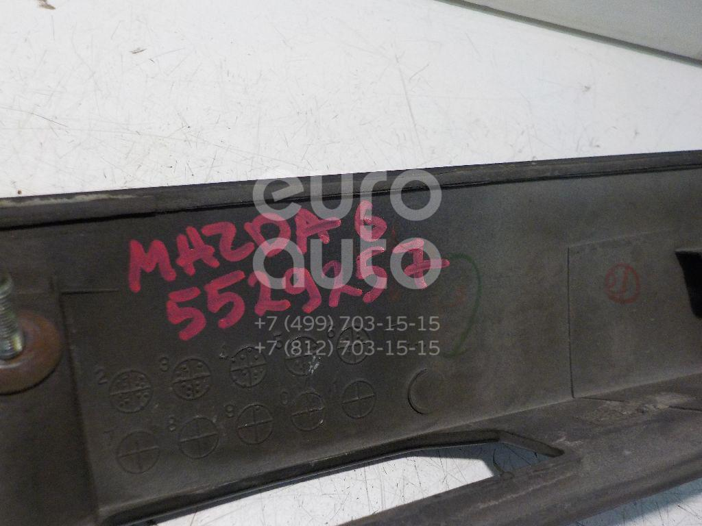 Накладка двери багажника для Mazda Mazda 6 (GG) 2002-2007;Mazda 3 (BK) 2002-2009 - Фото №1