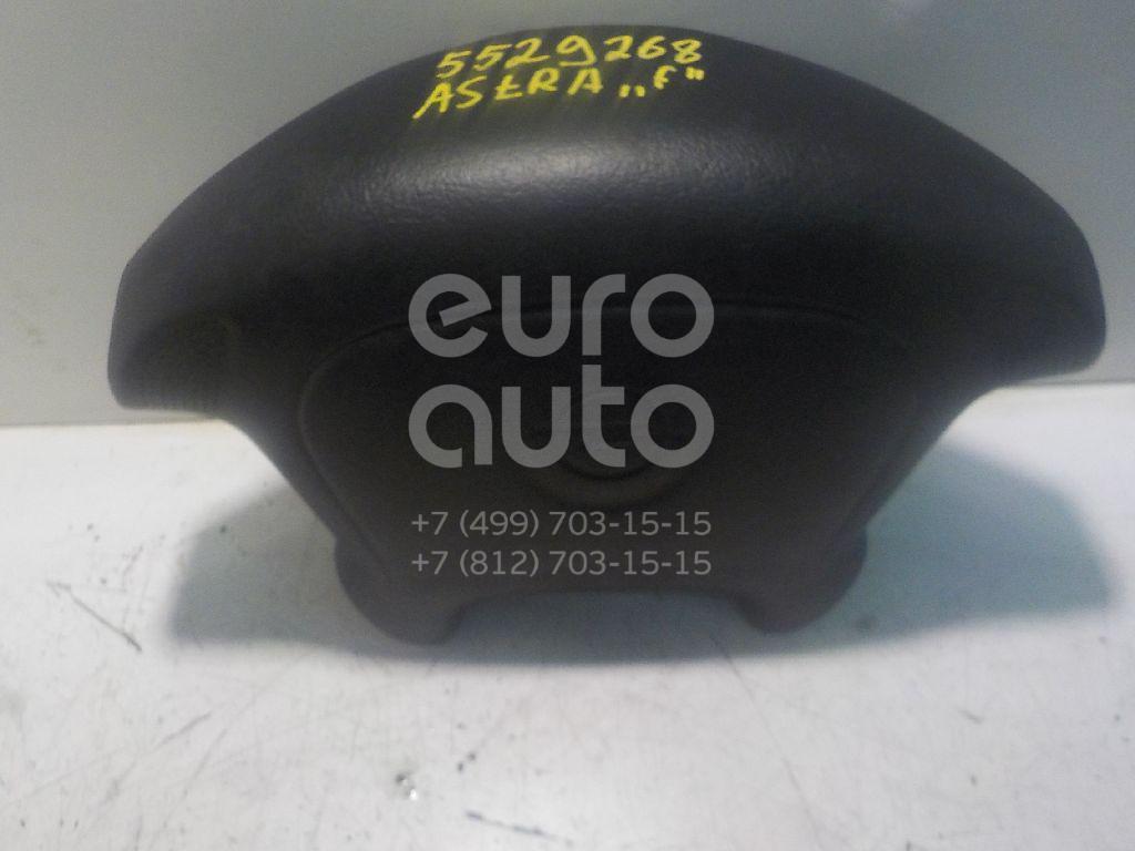 Подушка безопасности в рулевое колесо для Opel Astra F 1991-1998;Astra G 1998-2005;Calibra A 1990-1997;Tigra 1994-2000;Omega B 1994-2003;Vectra A 1988-1995;Corsa B 1993-2000 - Фото №1