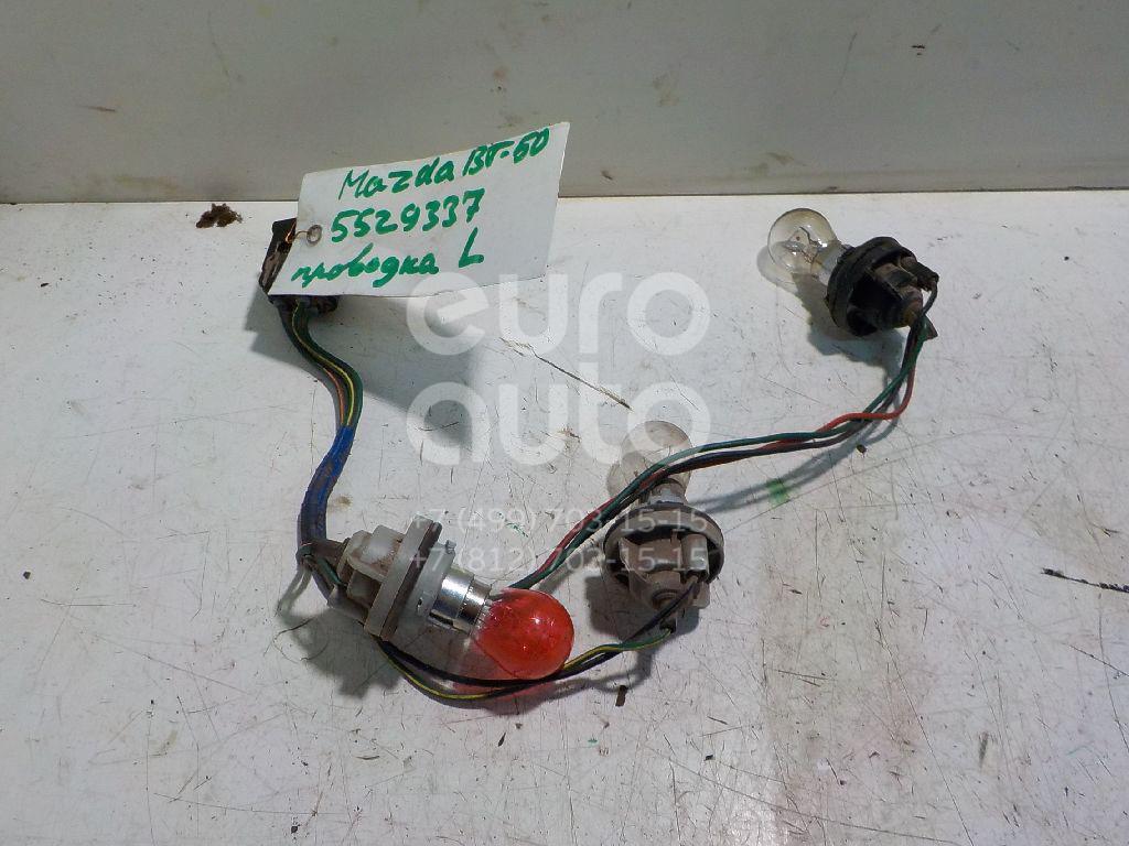 Проводка (коса) для Mazda BT-50 2006-2012 - Фото №1