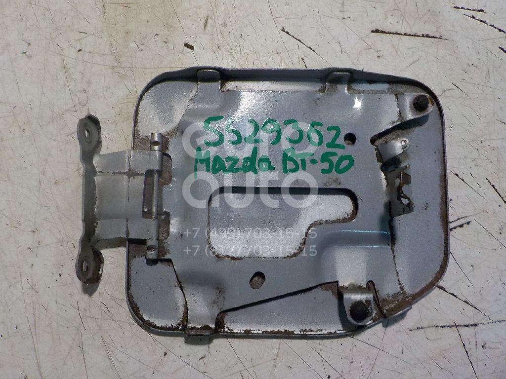 Лючок бензобака для Mazda BT-50 2006-2012 - Фото №1