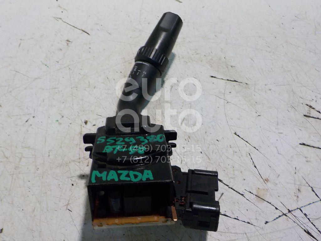 Переключатель стеклоочистителей для Mazda BT-50 2006-2012 - Фото №1