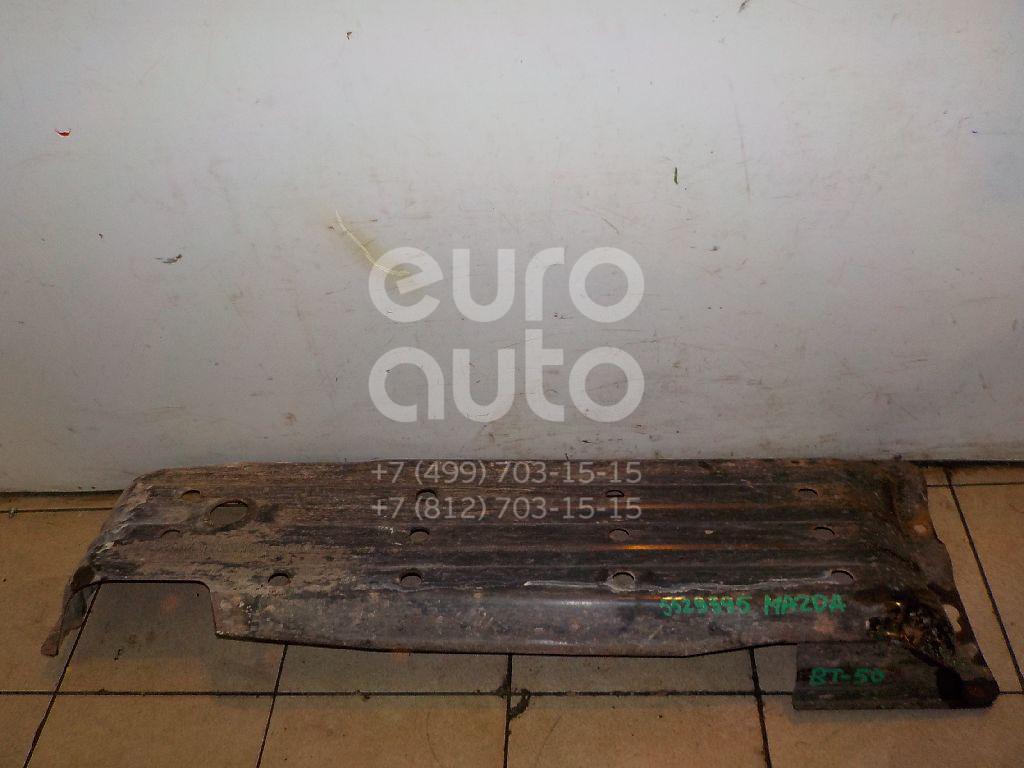 Защита топливного бака для Mazda BT-50 2006-2012 - Фото №1