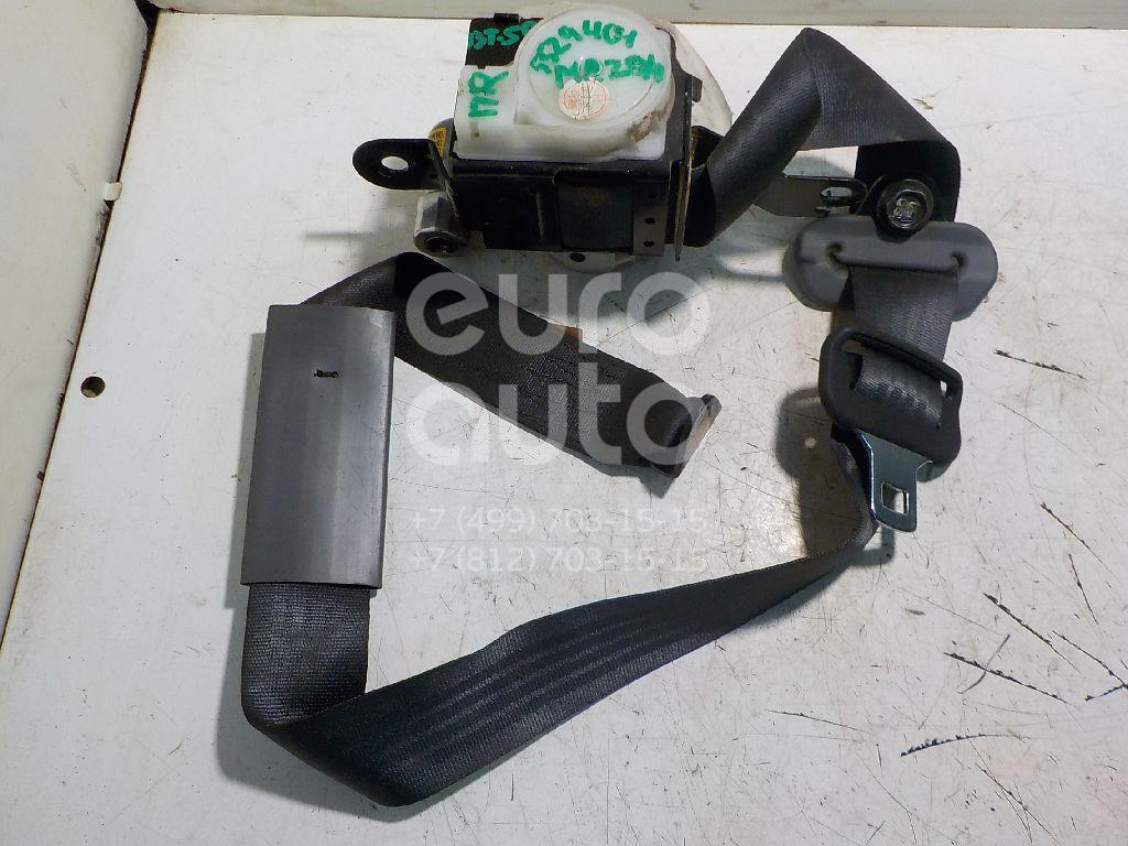 Ремень безопасности с пиропатроном для Mazda BT-50 2006-2012 - Фото №1