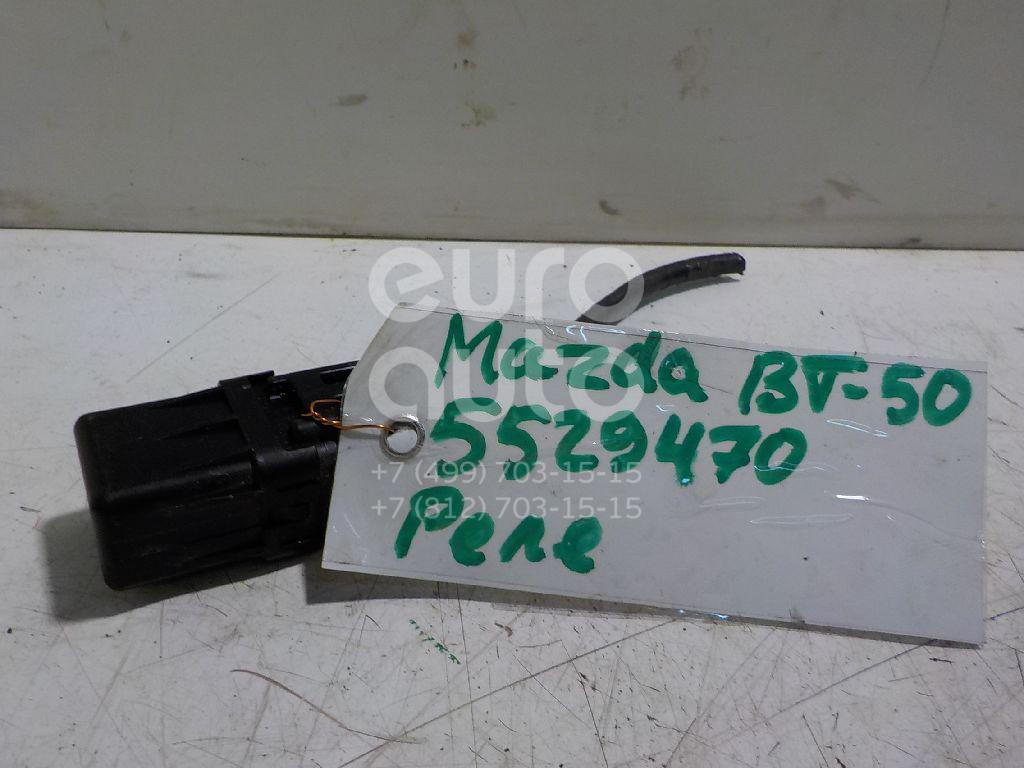 Реле для Mazda BT-50 2006-2012;CX 5 2012> - Фото №1