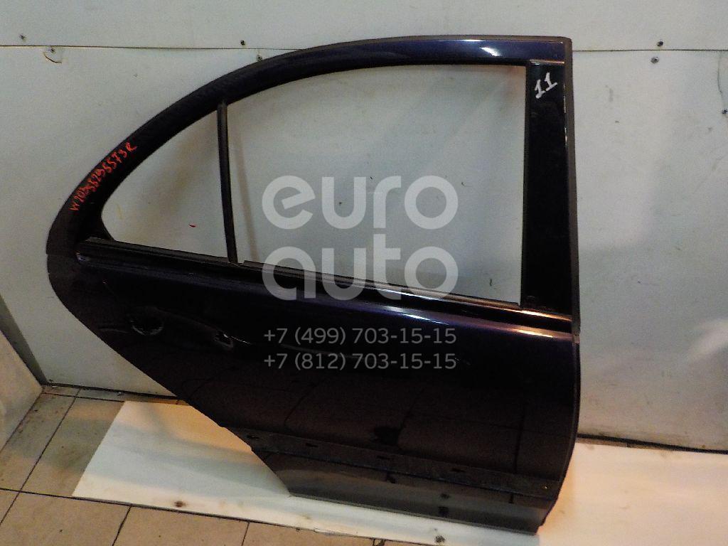 Дверь задняя правая для Mercedes Benz W203 2000-2006 - Фото №1