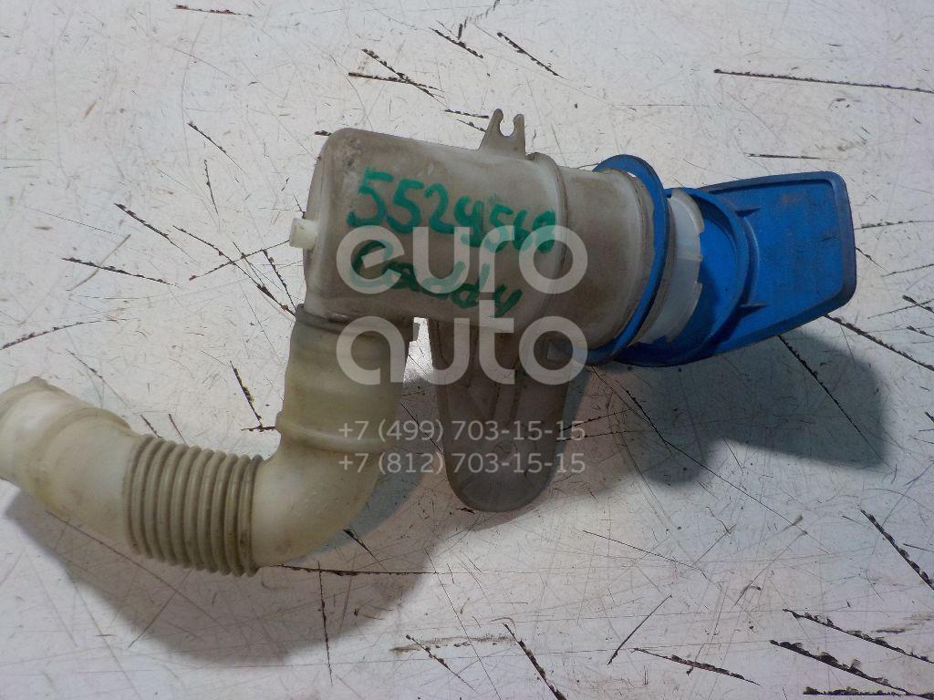 Горловина бачка омывателя для VW Caddy III 2004-2016 - Фото №1