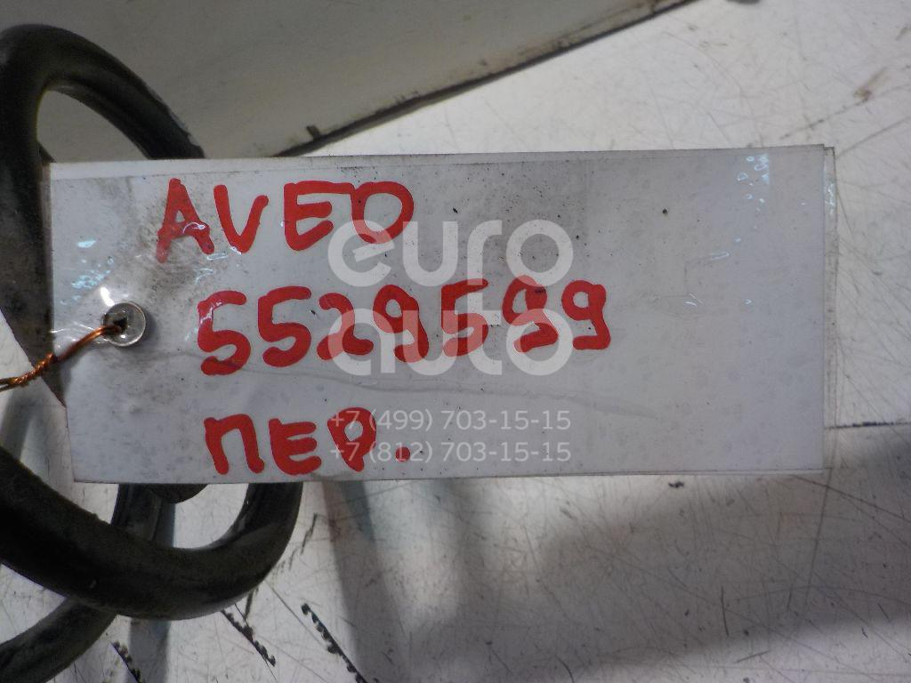 Пружина передняя для Chevrolet Aveo (T250) 2005-2011;Aveo (T200) 2003-2008 - Фото №1