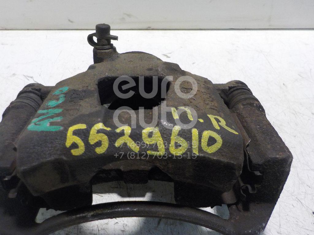 Суппорт передний правый для Chevrolet Aveo (T250) 2005-2011;Aveo (T200) 2003-2008 - Фото №1