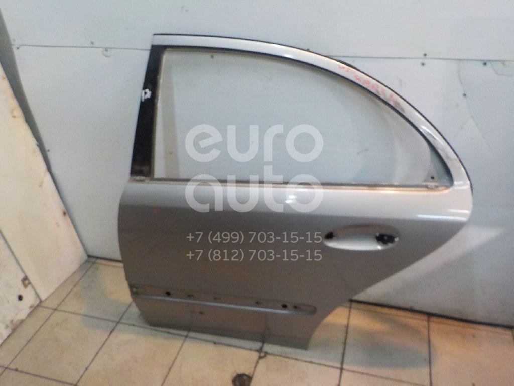Дверь задняя левая для Mercedes Benz W211 E-Klasse 2002-2009 - Фото №1