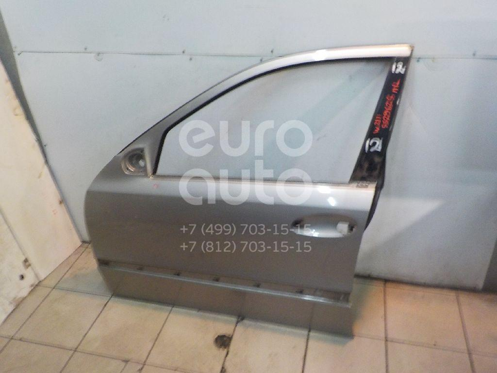 Дверь передняя левая для Mercedes Benz W211 E-Klasse 2002-2009 - Фото №1