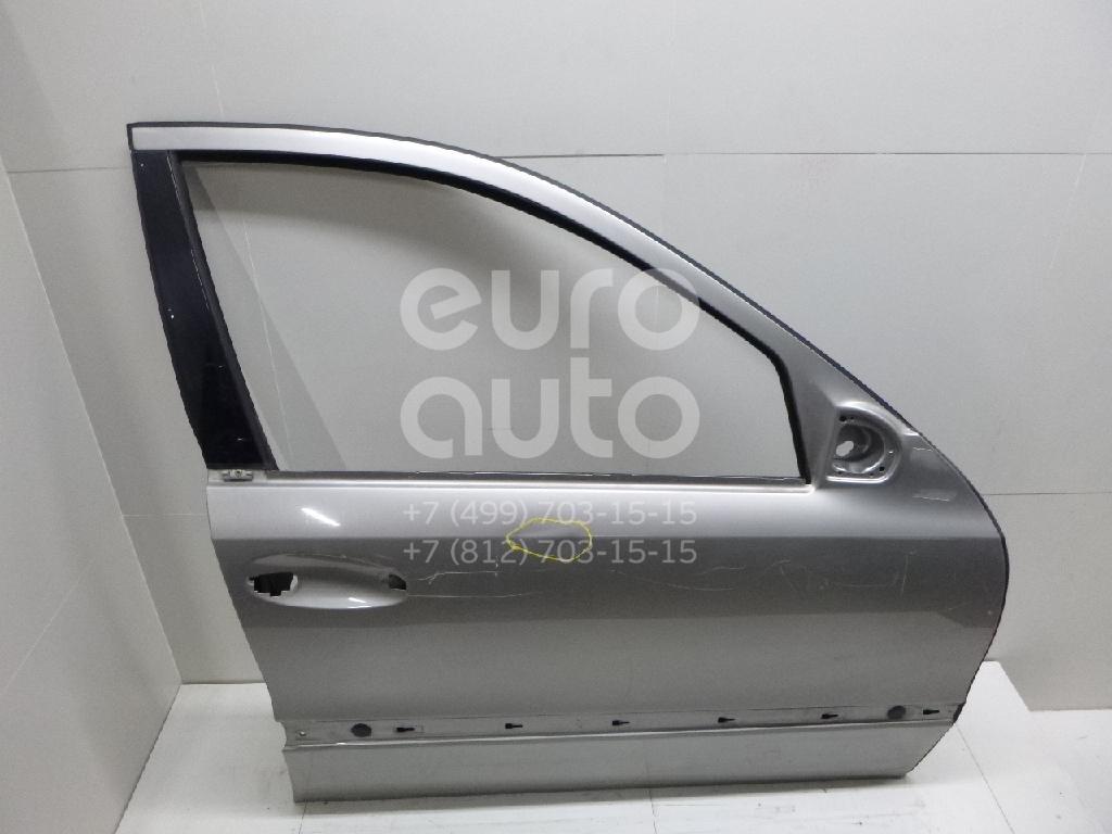Дверь передняя правая для Mercedes Benz W211 E-Klasse 2002-2009 - Фото №1