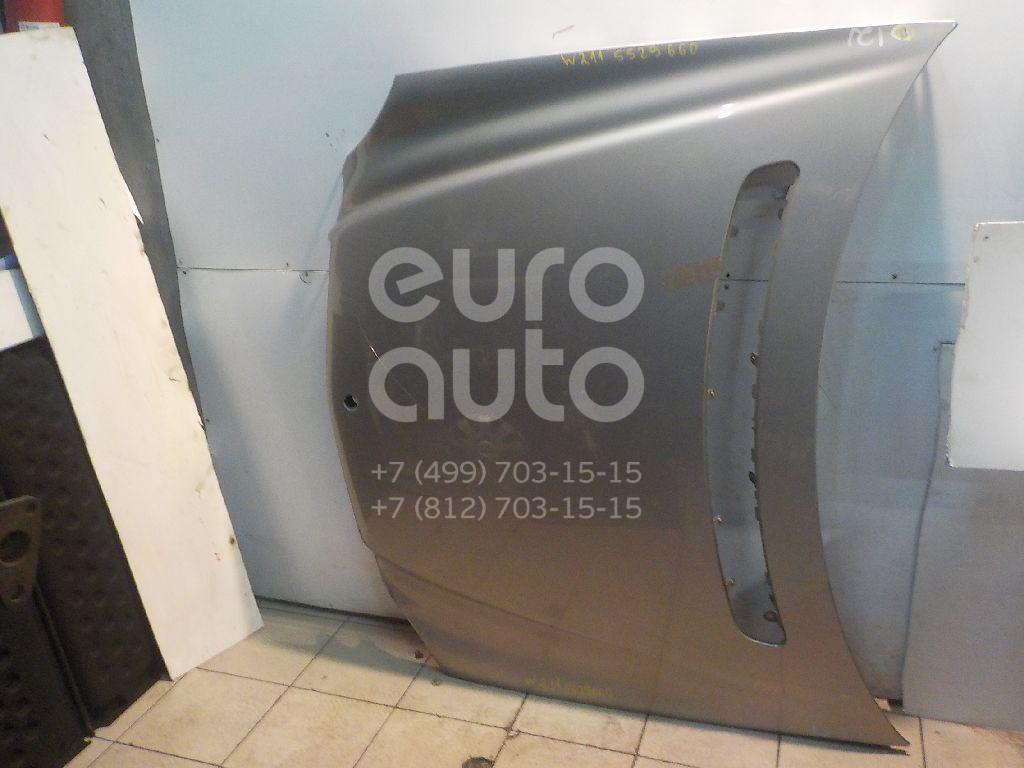 Капот для Mercedes Benz W211 E-Klasse 2002-2009 - Фото №1