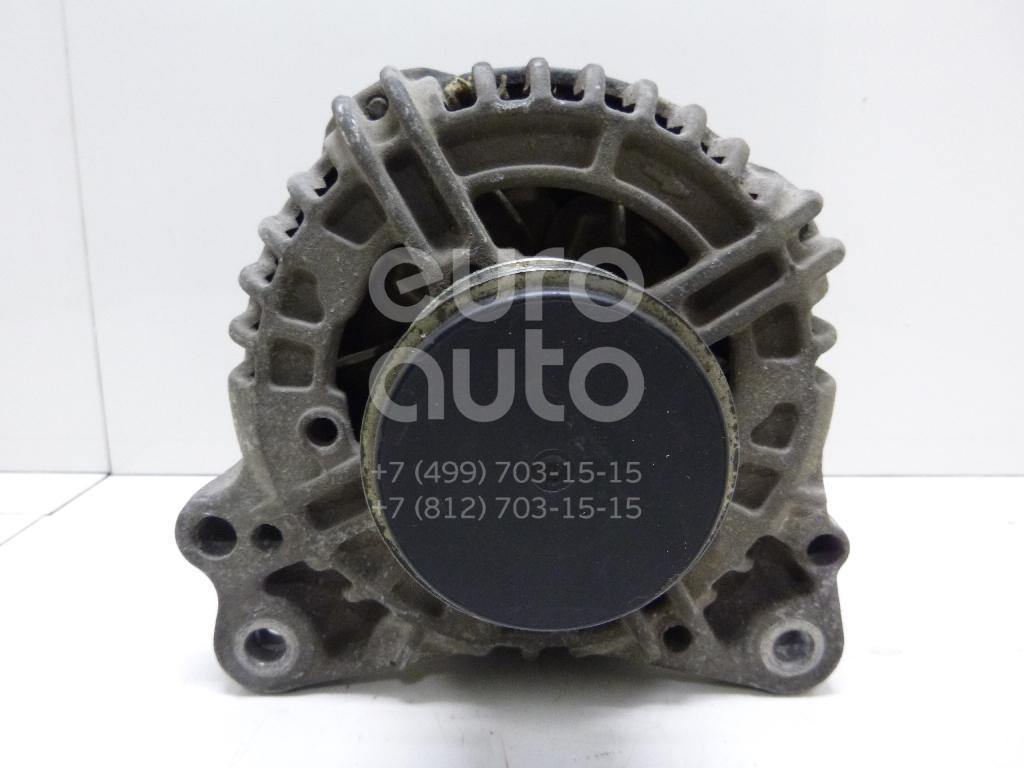 Генератор для VW,Audi,Skoda Caddy III 2004-2015;A4 [B6] 2000-2004;A3 [8PA] Sportback 2004-2013;Passat [B6] 2005-2010;Golf V 2003-2009;Touran 2003-2010;Transporter T5 2003-2015;A4 [B7] 2005-2007;Jetta 2006-2011;Octavia (A5 1Z-) 2004-2013 - Фото №1