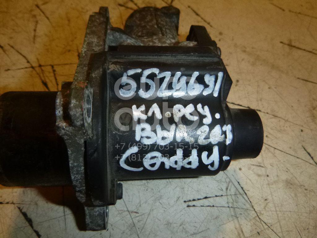 Клапан рециркуляции выхлопных газов для VW Caddy III 2004-2015;Passat [B6] 2005-2010 - Фото №1