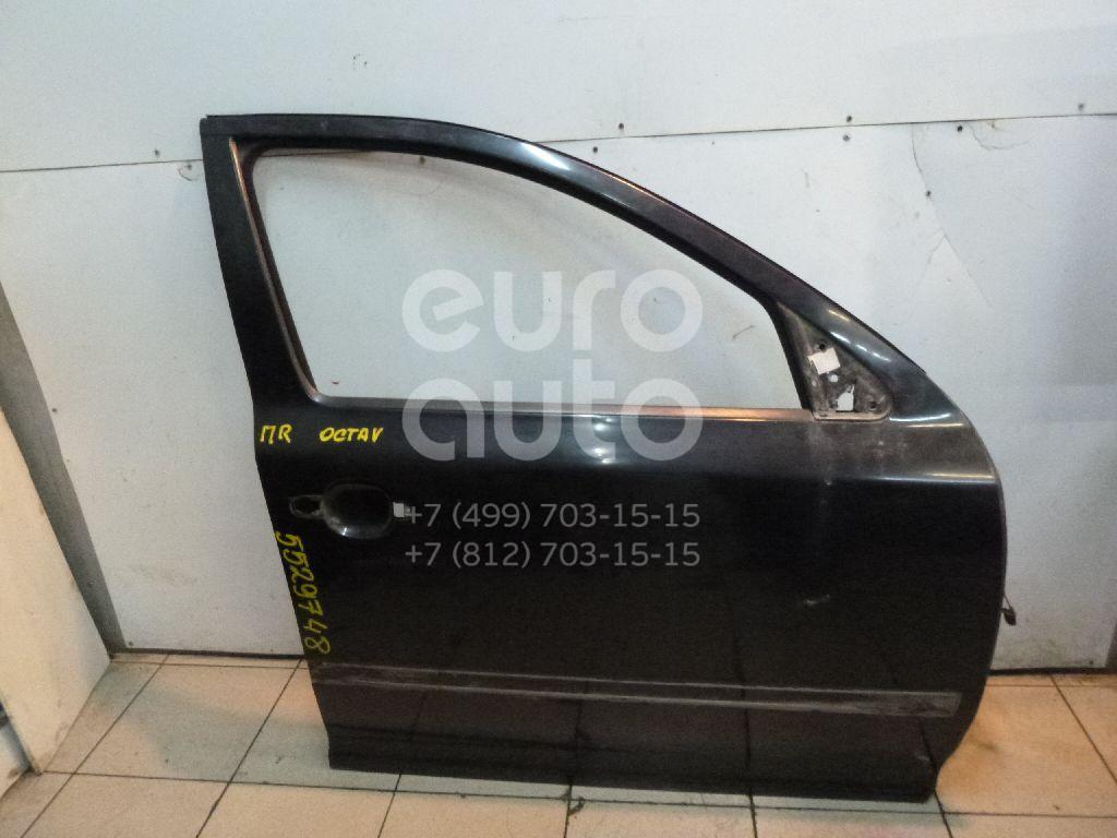 Дверь передняя правая для Skoda Octavia (A5 1Z-) 2004-2013 - Фото №1