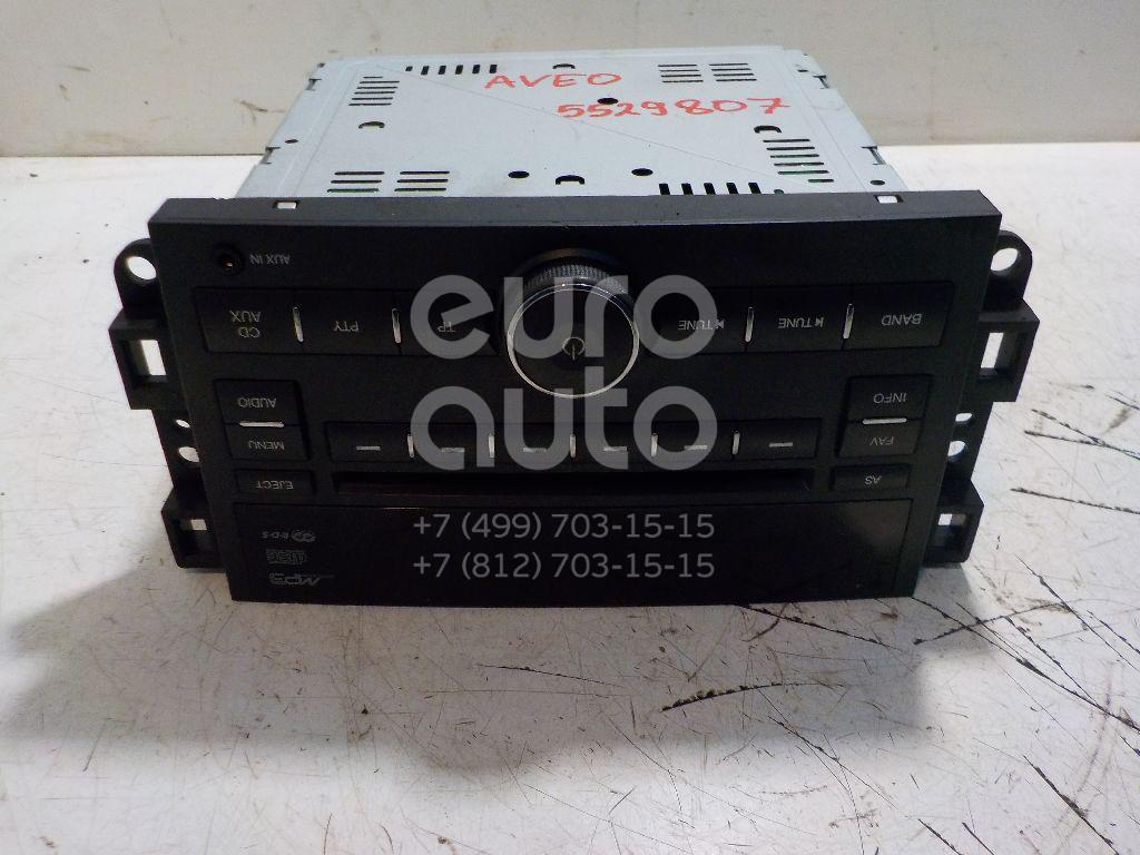 Магнитола для Chevrolet Aveo (T250) 2005-2011;Epica 2006-2012 - Фото №1