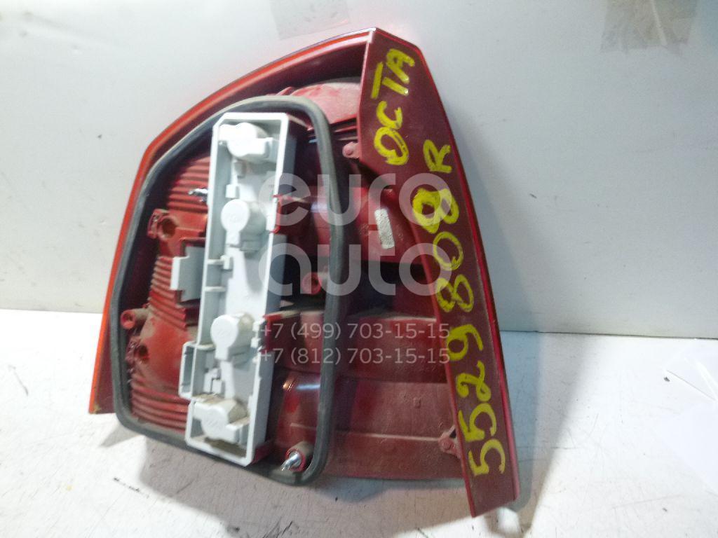 Фонарь задний правый для Skoda Octavia (A5 1Z-) 2004-2013 - Фото №1