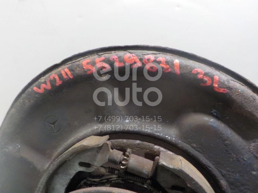 Кулак поворотный задний левый для Mercedes Benz W211 E-Klasse 2002-2009;W219 CLS 2004-2010 - Фото №1