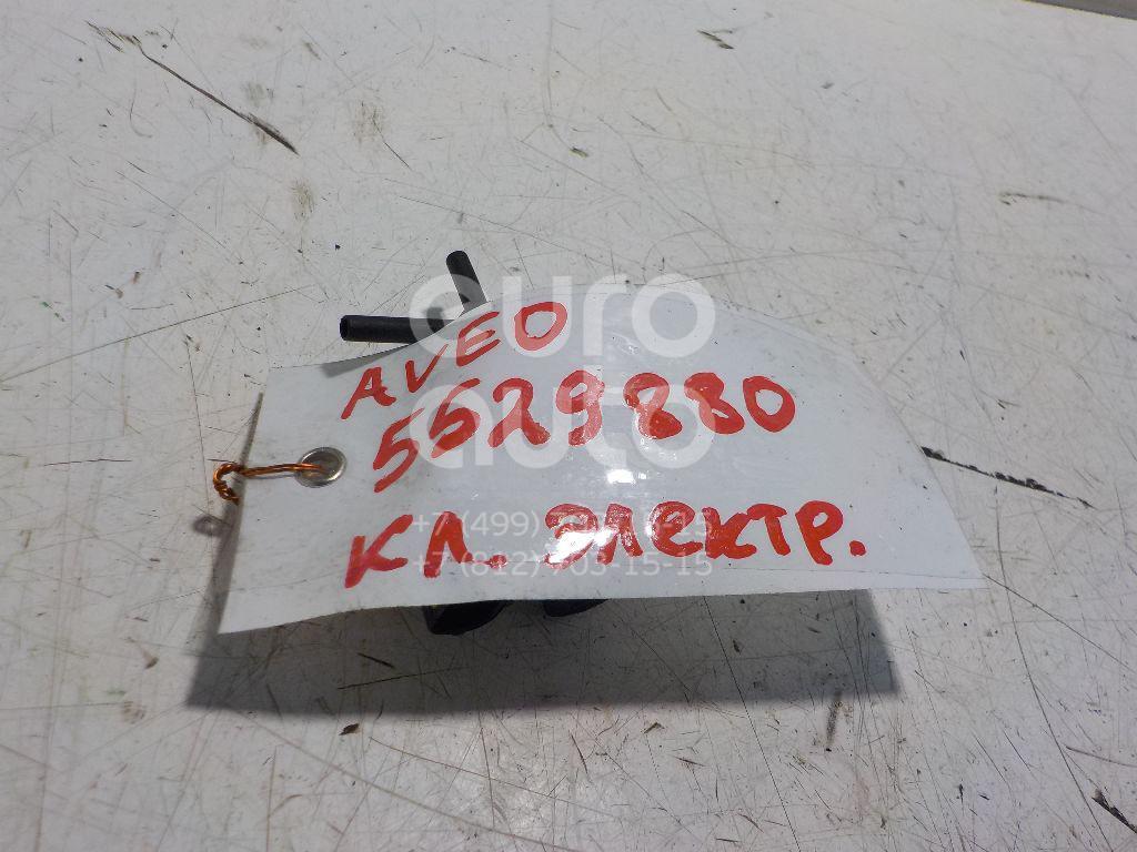 Клапан электромагнитный для Chevrolet,Daewoo Aveo (T250) 2005-2011;Lanos 1997-2009;Matiz 1998-2015;Lacetti 2003-2013;Lanos 2004-2010 - Фото №1