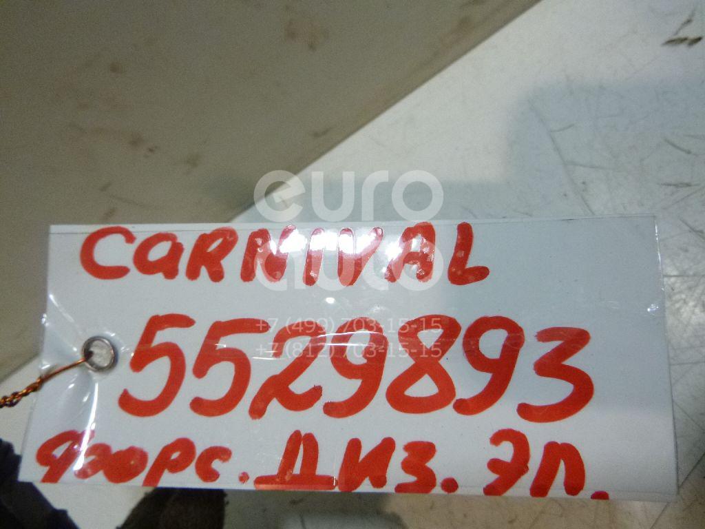 Форсунка дизельная электрическая для Hyundai Carnival 1999-2005;Terracan 2001> - Фото №1