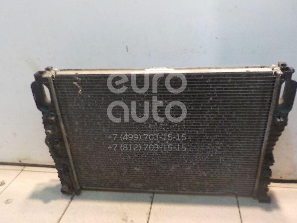 Радиатор основной для Mercedes Benz W211 E-Klasse 2002-2009 - Фото №1