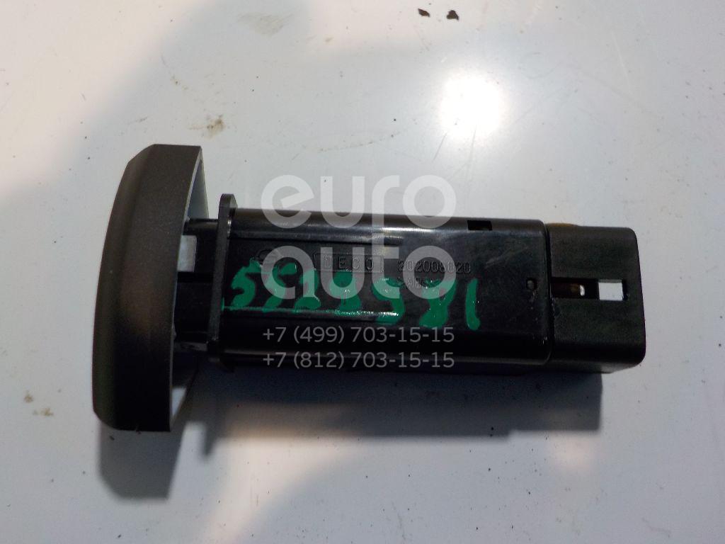 Кнопка обогрева заднего стекла для Ssang Yong Actyon Sport 2006-2012;Kyron 2005>;Actyon 2005-2012 - Фото №1