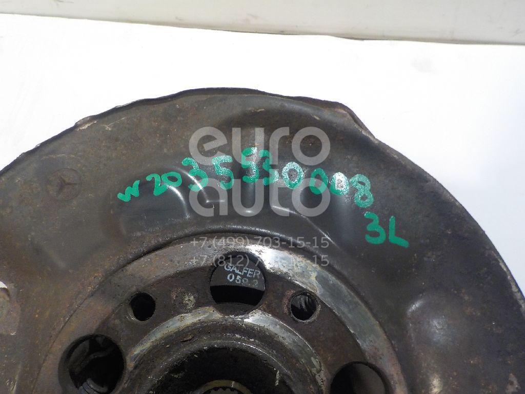 Кулак поворотный задний левый для Mercedes Benz W203 2000-2006 - Фото №1