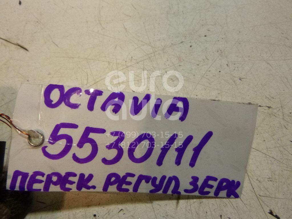 Переключатель регулировки зеркала для Skoda Octavia (A5 1Z-) 2004-2013 - Фото №1