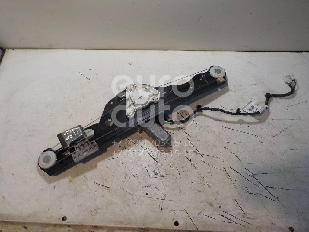 Стеклоподъемник электр. задний правый для Mercedes Benz W211 E-Klasse 2002-2009 - Фото №1