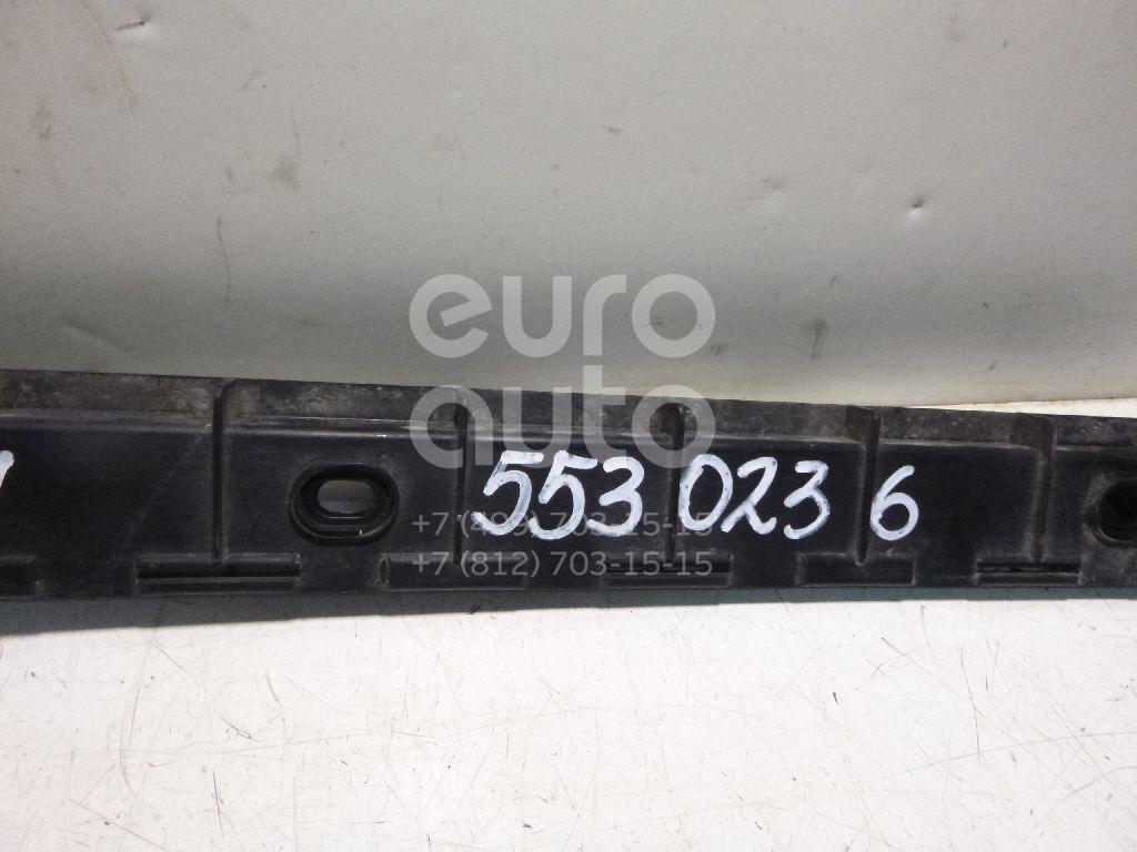Направляющая заднего бампера левая для Skoda Octavia (A5 1Z-) 2004-2013 - Фото №1