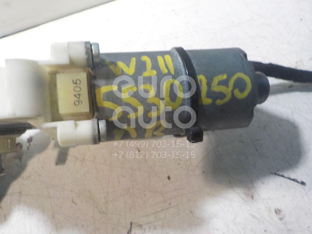 Моторчик стеклоподъемника для Mercedes Benz W211 E-Klasse 2002-2009;W203 2000-2006 - Фото №1