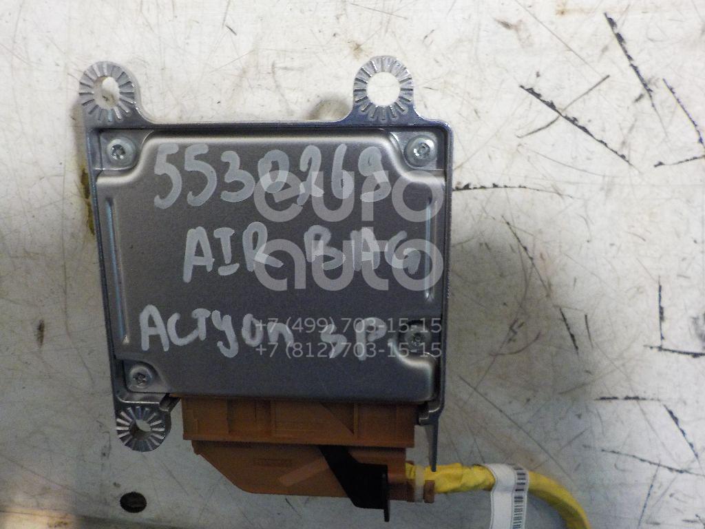 Блок управления AIR BAG для Ssang Yong Actyon Sport 2006-2012;Actyon 2005-2012;Actyon Sport 2012> - Фото №1