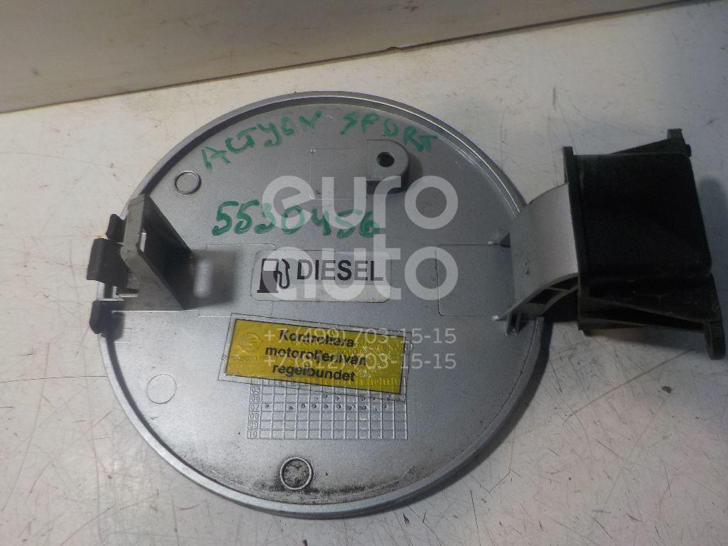 Лючок бензобака для Ssang Yong Actyon Sport 2006-2012 - Фото №1