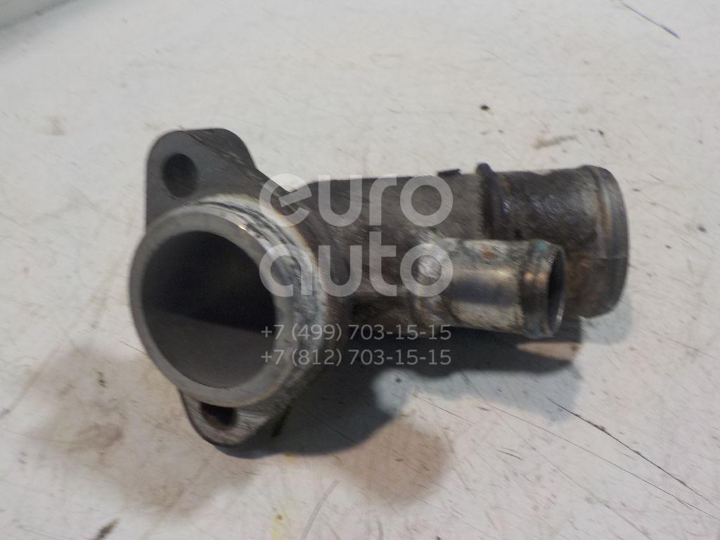 Фланец двигателя системы охлаждения для Ssang Yong Actyon Sport 2006-2012;Kyron 2005-2015;Actyon 2005-2012 - Фото №1